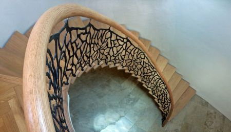 central spine stairs 2