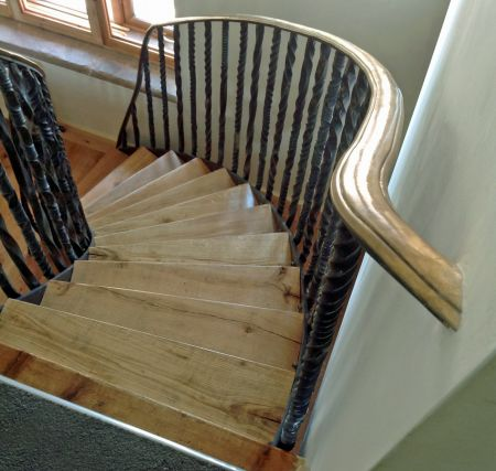 twists stairs 4