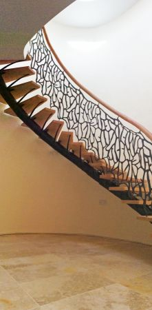 central spine stairs 4